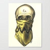 You're A Bad Man, Charli… Canvas Print