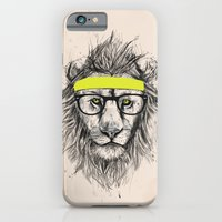 Hipster Lion (light Vers… iPhone 6 Slim Case