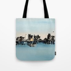 une ville ailleurs Tote Bag