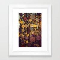 Enchanted Autumn -- Pain… Framed Art Print