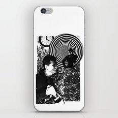Spiraling Hopes iPhone & iPod Skin