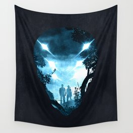 Wall Tapestry - We are not alone - DV designstudio