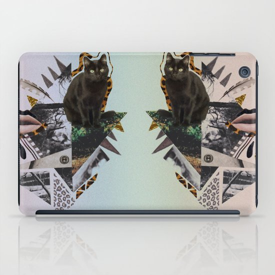 AYAHUASCA CAT iPad Case
