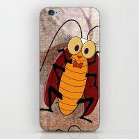 Cockroaches iPhone & iPod Skin