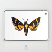 Deaths Head Laptop & iPad Skin