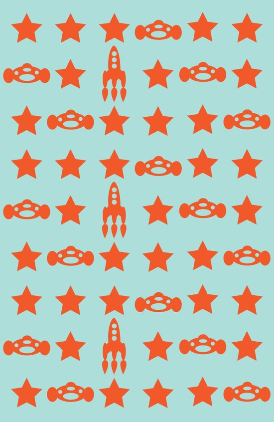 star car Art Print