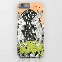 iPhone & iPod Case featuring Together by Jo Cheung Illustration