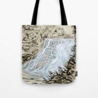 Local Gem # 6 - Ithaca F… Tote Bag