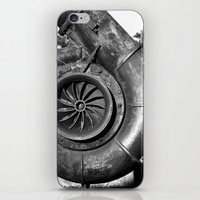 Turbo Rust iPhone & iPod Skin