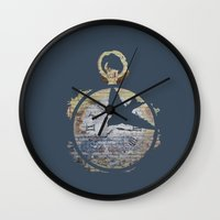 Bird Watching 2 Wall Clock