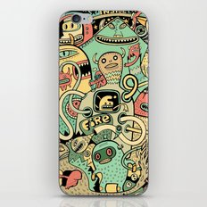 Grand Ménage iPhone & iPod Skin