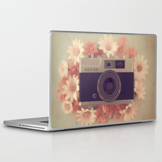 vintage Laptop & iPad Skin