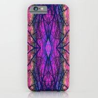 iPhone & iPod Case featuring Branches, Veins, Rivers by Cosmic Lotus Tribe