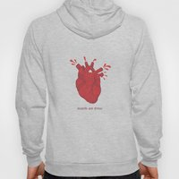 Hearts are Gross Hoody