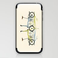 Brompton Bicycle iPhone & iPod Skin
