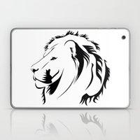 Lionhead Tribiales Laptop & iPad Skin