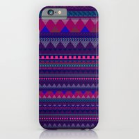 KNITTED AZTEC PATTERN  iPhone 6 Slim Case