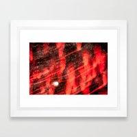 Fireworks - Philippines 4 Framed Art Print