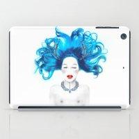 Dreamy girl iPad Case