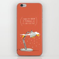 LOW VOLTAGE iPhone & iPod Skin