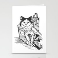 Rory In A Bag Stationery Cards