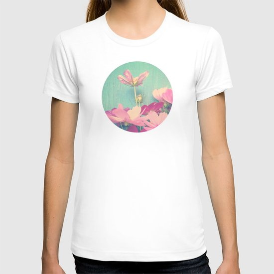 Pink Cosmos T-shirt
