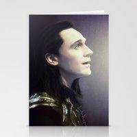 Loki - Incomplete Stationery Cards