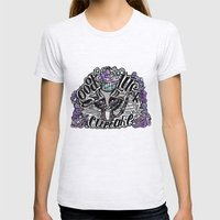 Good Luck 2 Womens Fitted Tee Ash Grey SMALL