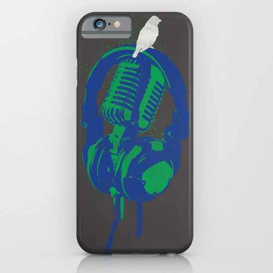 Earth Song iPhone & iPod Case