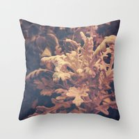 Light Outshines The Dark… Throw Pillow