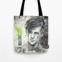 Doctor Who: The 11th Doctor Tote Bag
