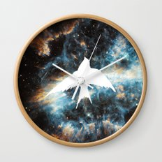 caelum nox Wall Clock