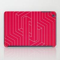 Modern Minimal Line Art … iPad Case