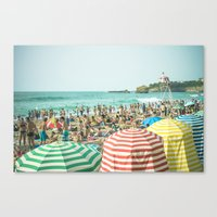 Colorful Holiday Canvas Print