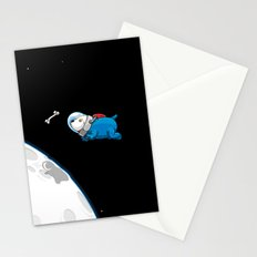 Spacedoggy Stationery Cards