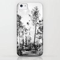 iPhone 5c Cases featuring Woodland by Schwebewesen • Romina Lutz