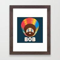 Bob is Magic Framed Art Print