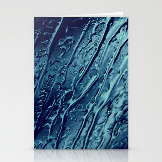 After Rain (water surface) Stationery Card