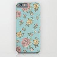 Mantón Azul iPhone 6 Slim Case