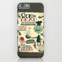The Wok In Dead (v.2) iPhone 6 Slim Case