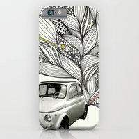 iPhone & iPod Case featuring Toot by Rachel Russell