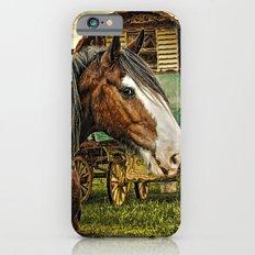 The Gypsy Vanner iPhone 6s Slim Case