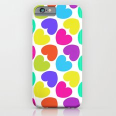 Young hearts iPhone 6s Slim Case