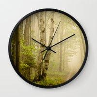 The Road Wall Clock