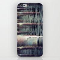 Water Under The Bridge iPhone & iPod Skin
