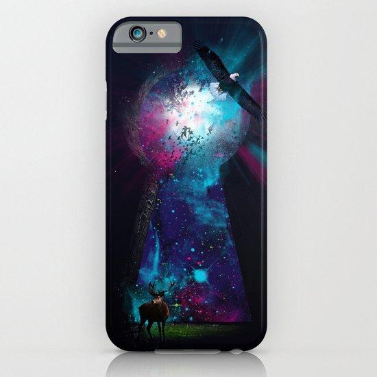Keyhole Nebula iPhone & iPod Case