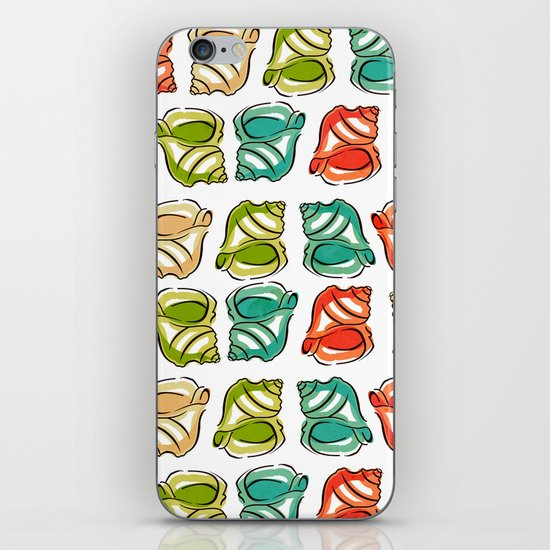 Rapana iPhone & iPod Skin