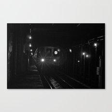 G Way Canvas Print