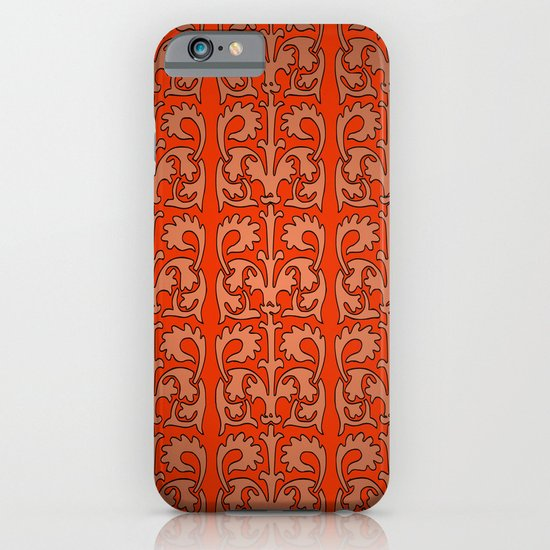 Plum Regalia iPhone & iPod Case