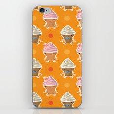 ice cream and sun bath iPhone & iPod Skin